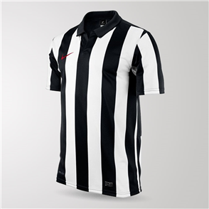 Nike Junior Inter III Stripe Jersey – Black/White