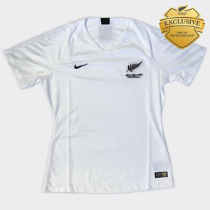 Nike Women's 2018 New Zealand Vapor Home Match Jersey