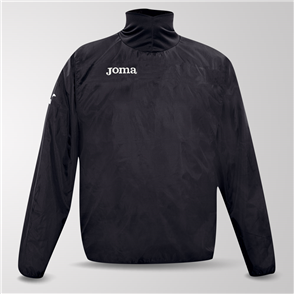 Joma Alaska Waterproof Windbreaker Jacket – Black