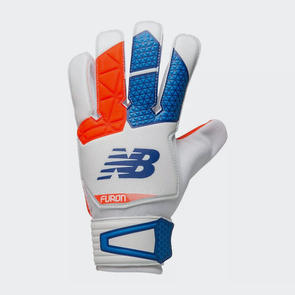 New Balance Furon Destroy GK Gloves – Flame/Ocean-Blue