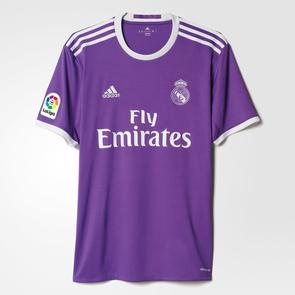 adidas 2016-17 Real Madrid Away Shirt