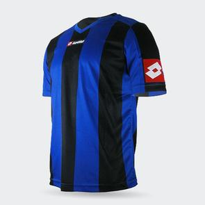 Lotto Prestige Shirt – Blue/Black