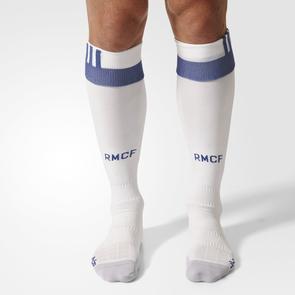 adidas 2016-17 Real Madrid Home Socks