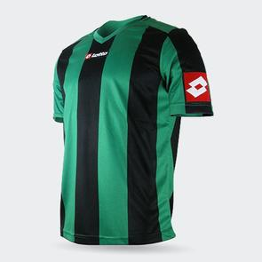 Lotto Prestige Shirt – Green/Black
