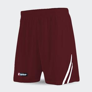 Lotto Galaxy Short – Maroon