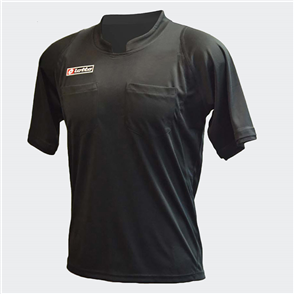 Lotto Ultra Referees Shirt – Black