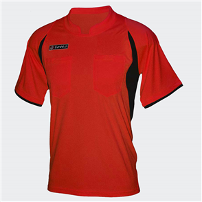 Lotto Ultra Referees Shirt – Red