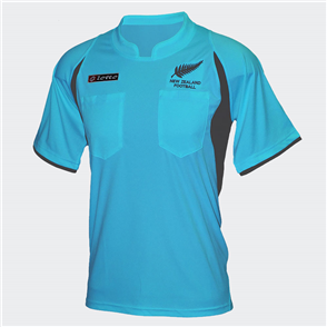 Lotto New Zealand Referees Shirt – Blue