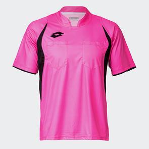 Lotto Ultra Referees Shirt – Pink