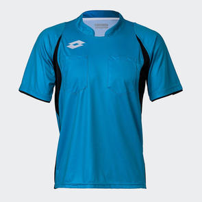 Lotto Ultra Referees Shirt – Turquoise