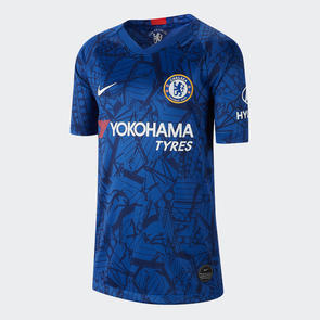 c142a36c862 Nike Junior 2019 20 Chelsea Home Shirt