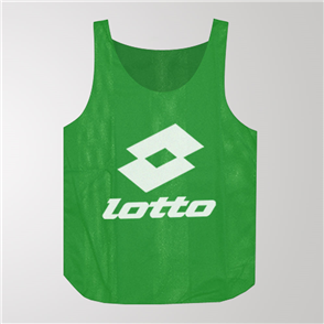 Lotto Training Bib – Emerald