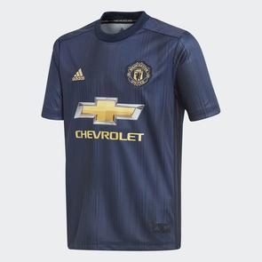 adidas Junior 2018-19 Manchester United Third Shirt