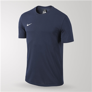 Nike Junior Team Club T-Shirt – Navy