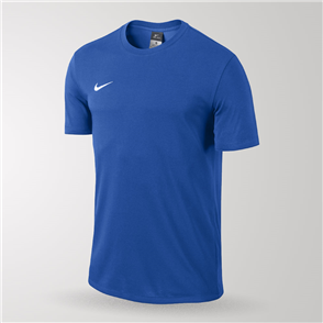 Nike Junior Team Club T-Shirt – Blue
