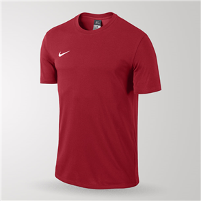 Nike Junior Team Club T-Shirt – Red