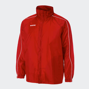 Erreà Basic Showerproof Jacket – Red