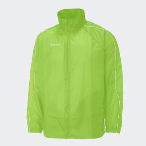 Erreà Basic Showerproof Jacket – Fluro Green