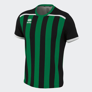 Erreà Elliot Shirt – Black/Green