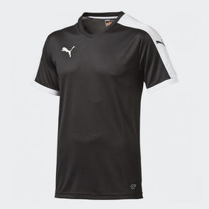 Puma Pitch Short Sleeve Jersey – Black