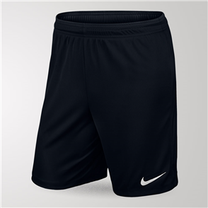 Nike Junior Park Knit Short II – Black