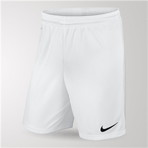 Nike Junior Park Knit Short II – White
