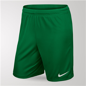 Nike Junior Park Knit Short II – Green