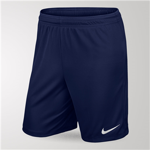 Nike Junior Park Knit Short II – Navy
