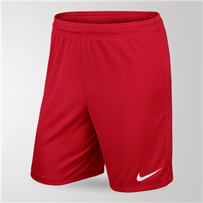 Nike Park Knit Short II – Red