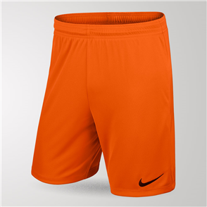 Nike Park Knit Short II – Orange