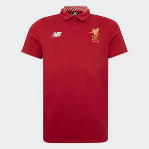 New Balance 2017-18 Liverpool Elite Media Motion Polo