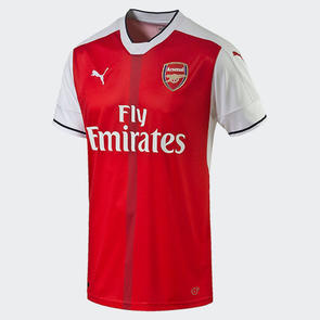 Puma Junior 2016-17 Arsenal Home Shirt