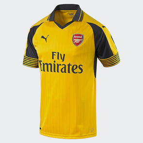 Puma Junior 2016-17 Arsenal Away Shirt