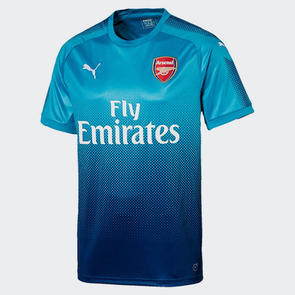 Puma 2017-18 Arsenal Away Shirt