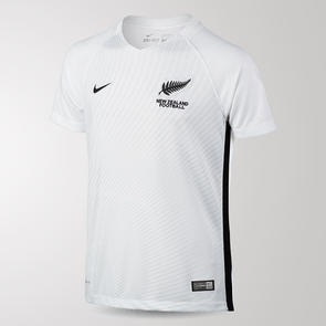 Nike Junior 2016-17 New Zealand Home Shirt
