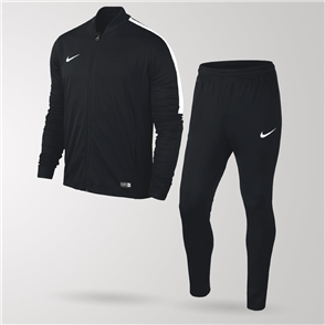 Nike Junior Academy Football Tracksuit – Black