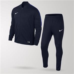 Nike Academy Football Tracksuit – Navy
