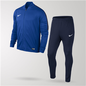 Nike Academy Football Tracksuit – Blue