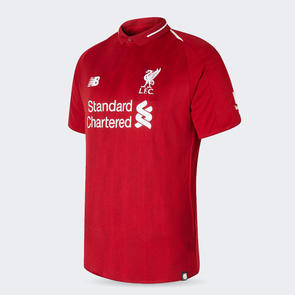 New Balance 2018-19 Liverpool Home Shirt