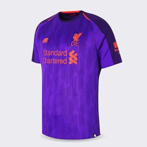 New Balance 2018-19 Liverpool Away Shirt