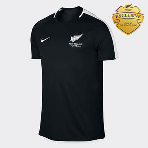b39b5d12c Nike New Zealand Training Shirt Black