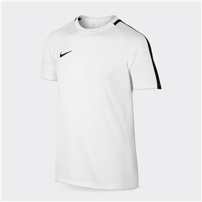 Nike Junior Dry Academy Football Top – White