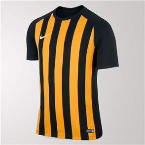 Nike Inter Stripe Jersey – Black/Gold