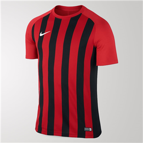 Nike Inter Stripe Jersey – Red/Black