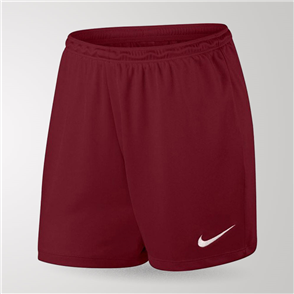 Nike Women's Park Knit II Short – Maroon