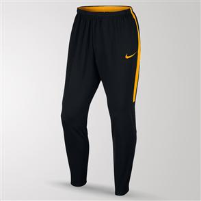 Nike Dry Academy Pant – Black/Orange