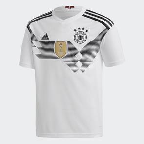 a707e7e8bea adidas Junior 2018-19 Germany Jersey