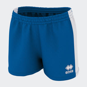 Erreà Women's Carys 3.0 Short – Blue/White