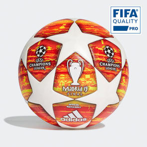 adidas Finale Madrid 19  Official Match Ball