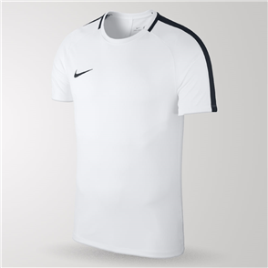 Nike Junior Academy 18 Jersey – White